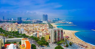 Пешие прогулки по Барселоне, куда пойти в Барселоне