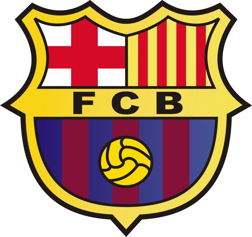 логотип футбольного клуба Барселоны
