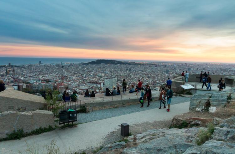Нетуристическая Барселона