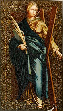 изображение Святой Евлалии