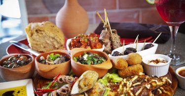 лучшие тапас бары в Барселоне, тапас в Барселоне