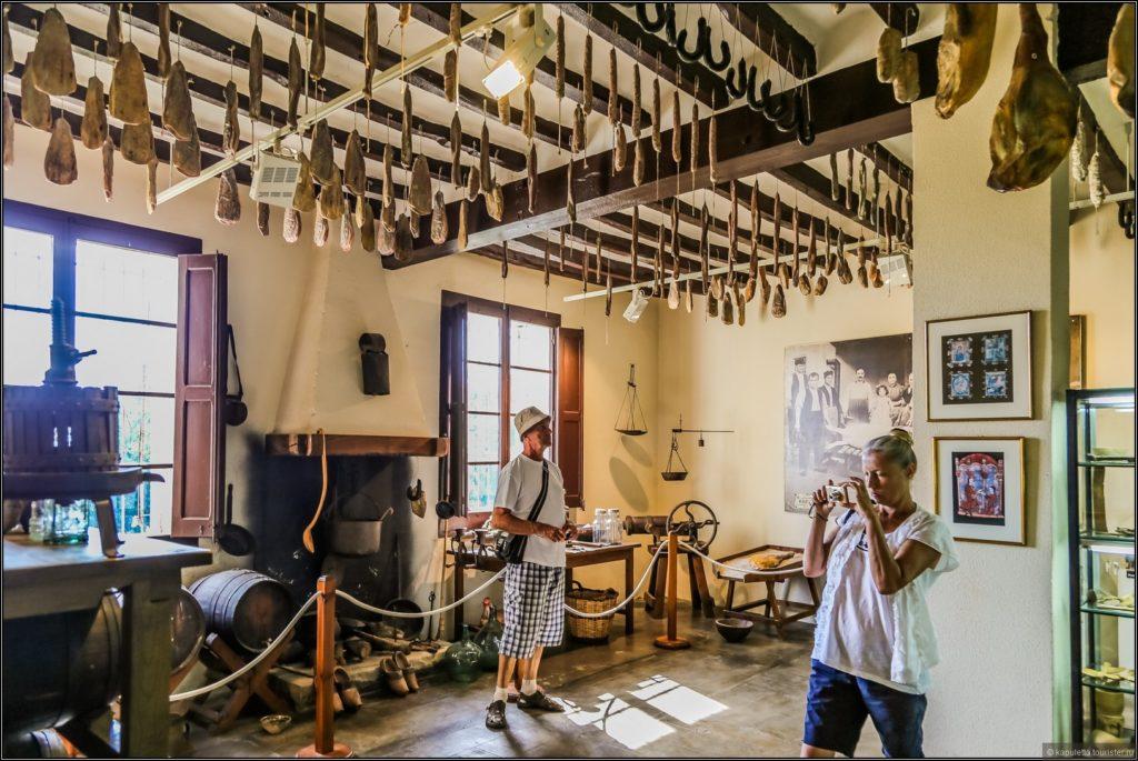 музей сыров и копченостей бесалу