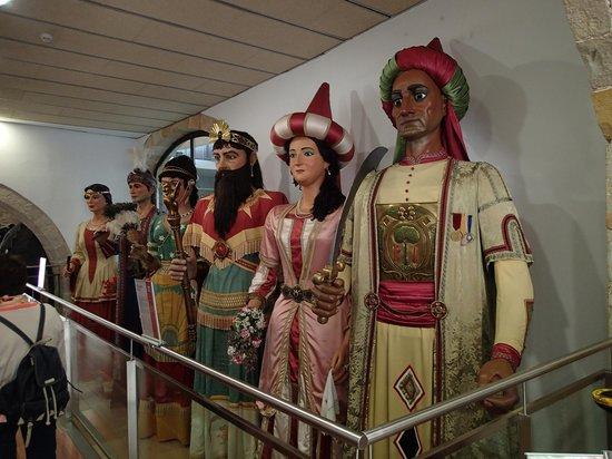 museum giants
