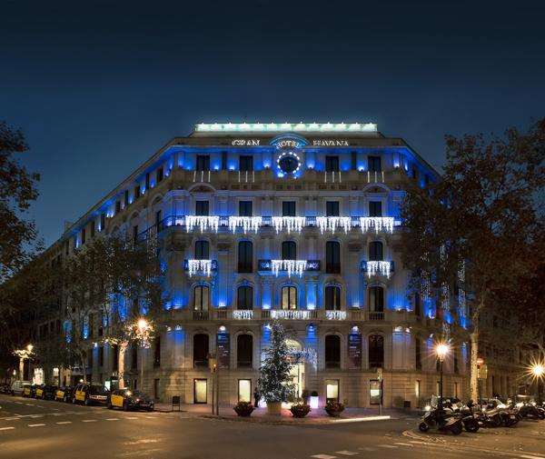 El Gran Hotel Havana