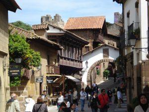poble español