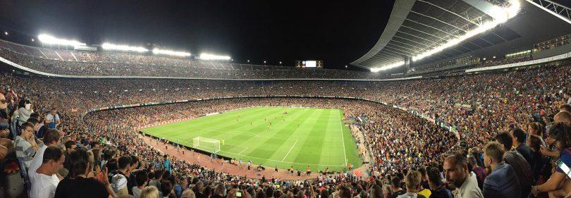 Посетите стадион Камп Ноу, Туристический блог о Барселоне