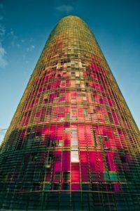 небоскреб Агбар в Барселоне
