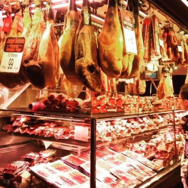 Spanish Serrano Ham is my favorite food in Spain! Whatshellip