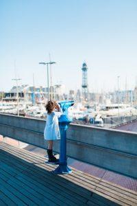 Марина Вела, новый порт Барселоны