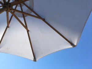 Как защитить террасу от солнца, терраса