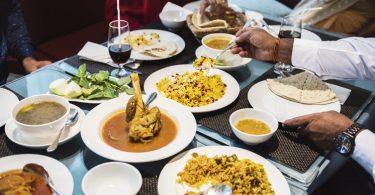 Индийские рестораны в Барселоне