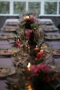 Рождественский ужин в Барселоне