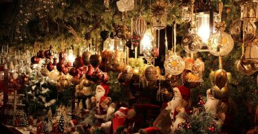 Рождественские ярмарки в Барселоне