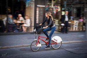 Nuevo Bicing, новый городской велосипед в Барселоне
