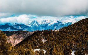 Зимние пейзажи Каталонии