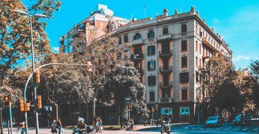 Педральбес, элитный район Барселоны