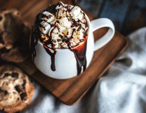 горячий шоколад в Барселоне