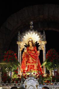 Праздник Святой Евлалии