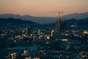 Террасы с видом на Барселону, панорамный вид, лучшие террасы