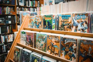 Салон комиксов в Барселоне, Feria del Cómic