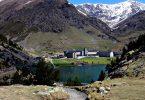 Долина Валь де Нурия в Каталонии