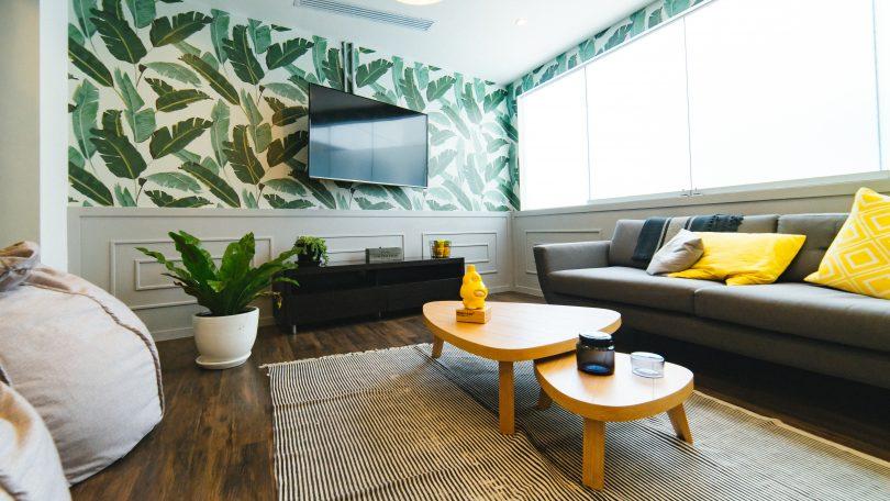 обновить интерьер дома к лету, дизайн интерьера