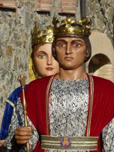 Главный праздник района Сан-Пере, Санта-Катерина и Ла Рибера