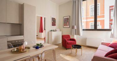 Переоценка недвижимости в некоторых районах Барселоны