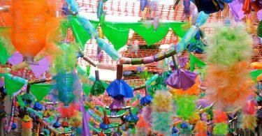 Главный праздник района Сантс