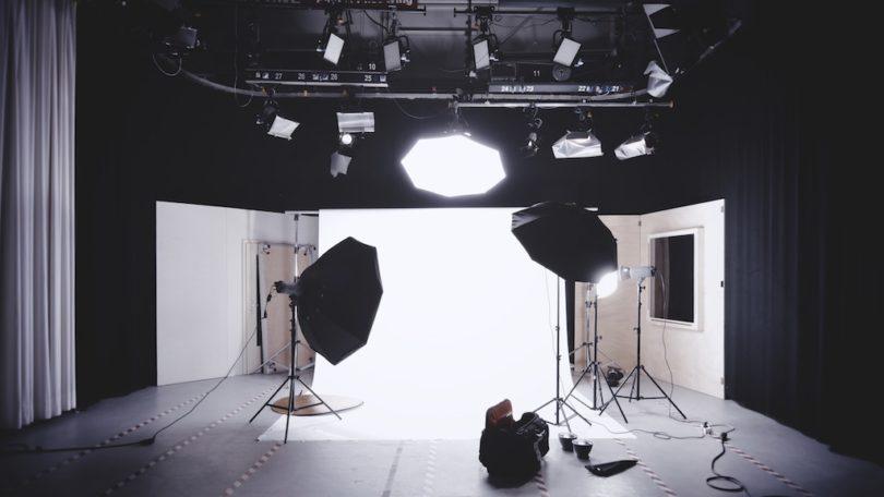 площадка для фотосъемки