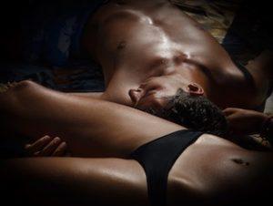 тело мужчины и женщины