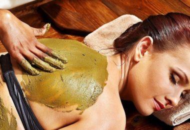грязевой массаж