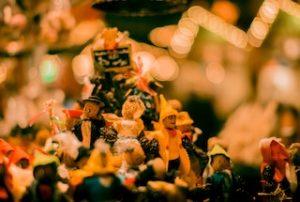 рождественские фигуры
